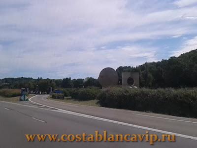 Франция, дороги Франции France, Каркассон, Carcassonne, CostablancaVIP, путешествие по Европе, путешествие на машине по Европе, Часть 4