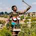 Gbese: South African woman goes completely naked to embrace her culture with pride (photos)