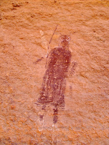 Harvest Scene pictographs; This dude was my favorite