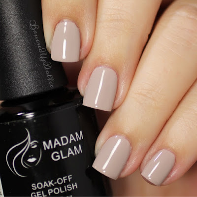 Madam Glam Fancy Bikini swatch