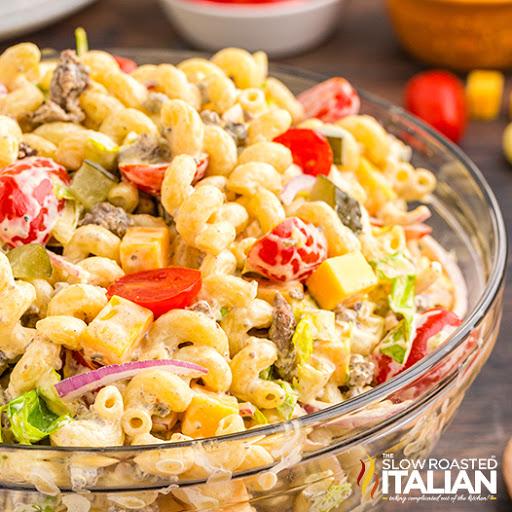 Best Big Mac Salad Recipe