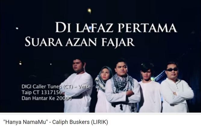 lagu melayu baru 2015_caliph busker