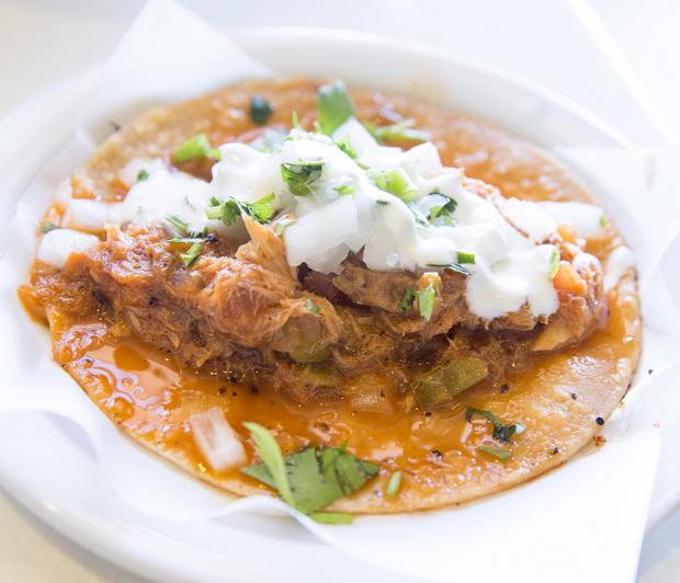 photo of Stingray Taco