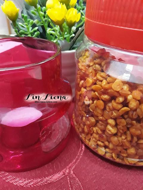 Kacang Dhall Goreng Sambal