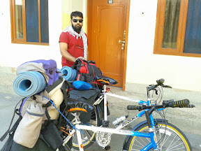 Ready to Leave Gilgit.
