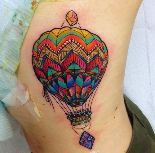 este_colorido_balo_de_ar_quente_tatuagem
