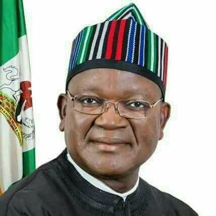 Benue State Governor Tests Positive For COVID 19