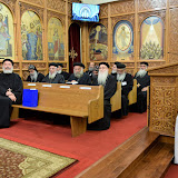 His Holiness Pope Tawadros II visit to St. Mark LA - DSC_0086.JPG