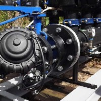 Controlador de pressão de filtragem (Angola)