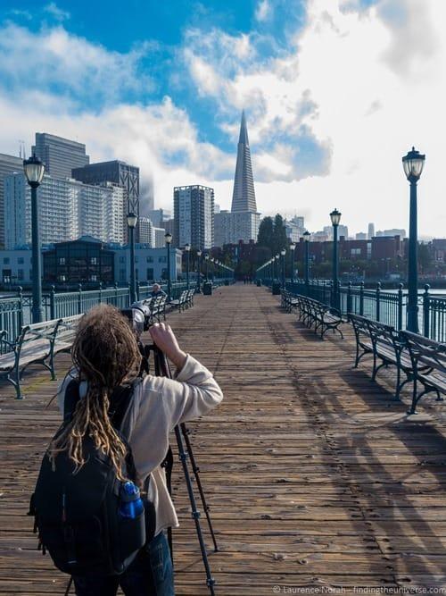 Pier 7 San Francisco California VEO