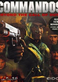 Commandos: Beyond the Call of Duty - Review By Corey Stoneburner