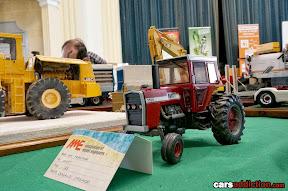 MF 1155 Tractor