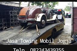 Jasa Towing Mobil Murah di Jogja