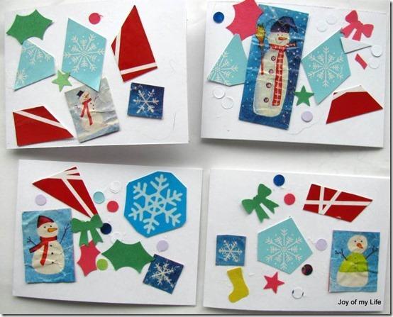 manualidades tarejtas navidad todonavidad info (47)