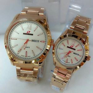 Jual jam Tangan swiss navy couple