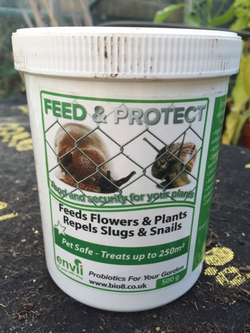 Product review - Envii Feed and Protect