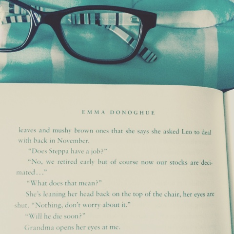 Bountiful Books and Stories: Room by Emma Donoghue