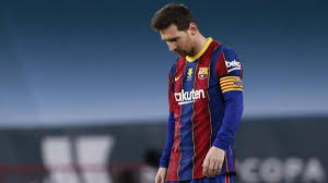 LIONEL MESSI HANDED TWO – GAME BAN FOR SUPERCOPA RED CARD