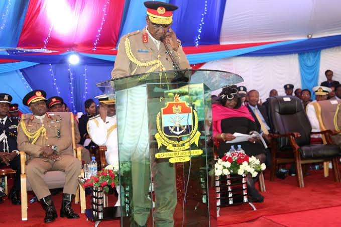 Major Andrew Ikenye photos
