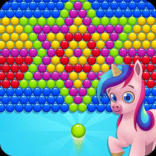 Bubble Unicorn 休閒 App LOGO-硬是要APP