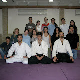 Aikido Midnight Seminar, Rotberg Highschool