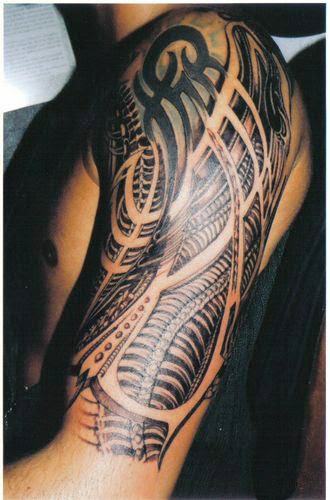 biomechanics tattoo