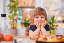 Pesan Ini Untuk Mom.. Vitamin Ajaib Penambah Nafsu Makan Anak