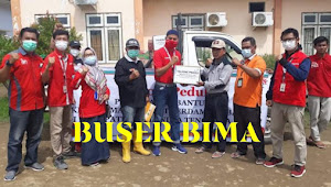 PT Telkom Bima Kembali menyalurkan Bantuan Korban Banjir Melalui Dinas BPBD Kabupaten Bima