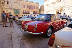 Alfa Romeo 2000 Rear