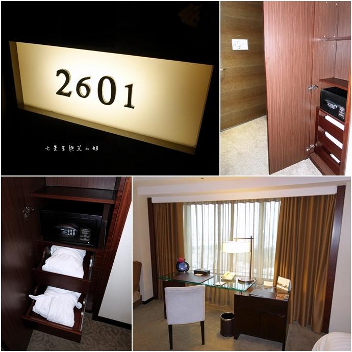 12 香格里拉台南遠東國際飯店 豪華閣 環境 住房
