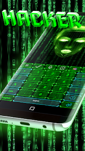 Hacker Green Keys Keyboard Apk Latest Version Download For Android 3