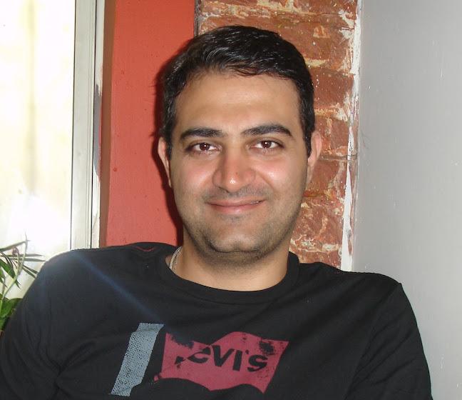 Hamed Pouryousef