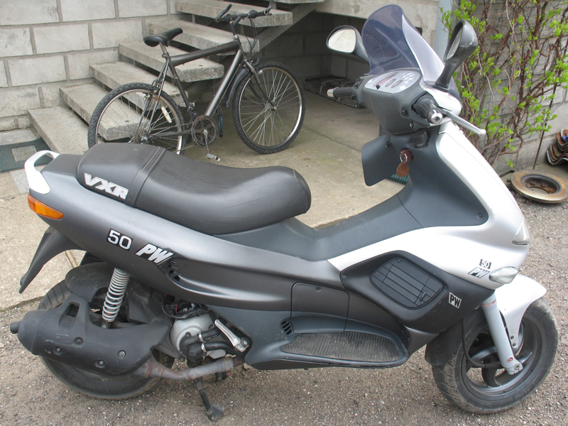 3xtazy Daily Weapon - Gilera Runner VXR 180