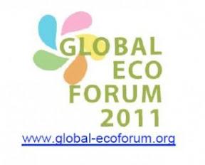 Globl Eco Forum 2011 en Barcelona
