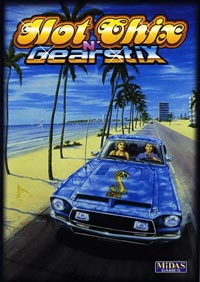 Hot Chix n' Gear Stix - Review By Chris Commodore