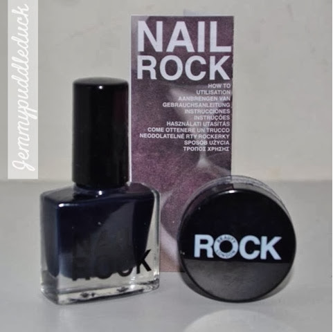 Nail rock london velvet nails
