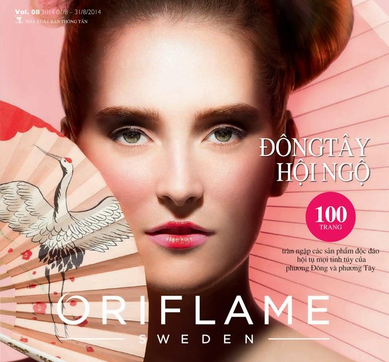 Oriflame Catalog 2014-08