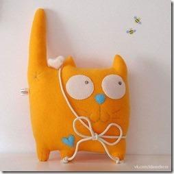 juguete gato tela (4)