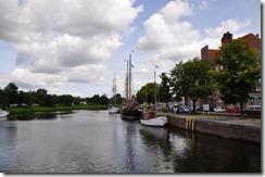 5 Lubeck canal entourant la vieile ville