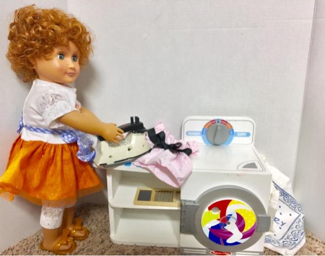 american doll washing machine