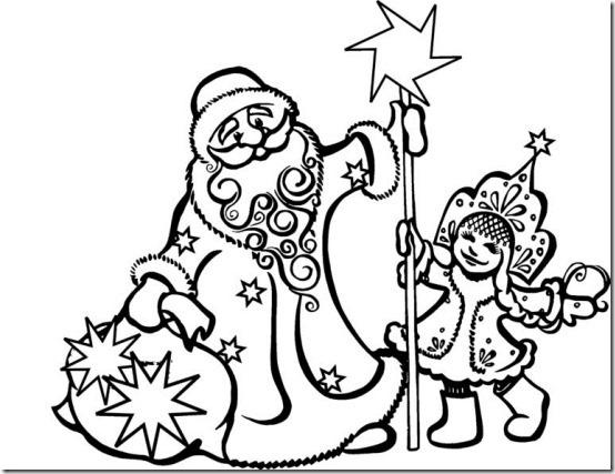 patrones para recortar ventanas navidad  (10)