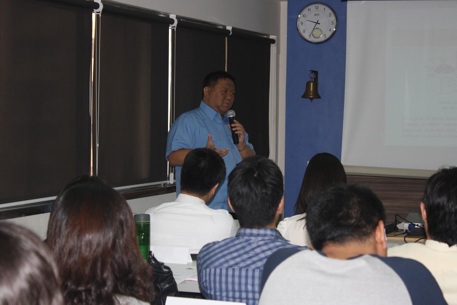 MART Technical Analysis Seminar - 2012