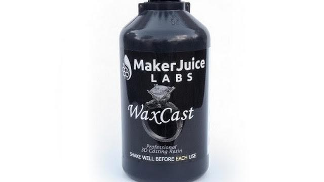 MakerJuice WaxCast Resin - 1 Liter