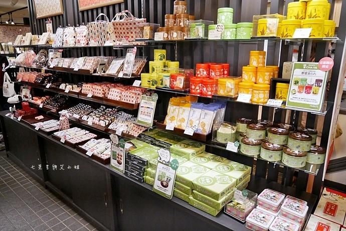 6 日本京都 錦市場 史努比茶屋 スヌーピー茶屋