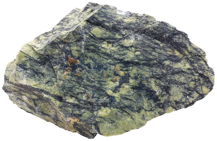 Serpentinite - Metamorphic Rocks