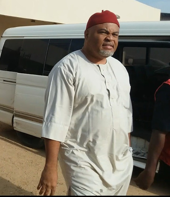 EFCC Arraigns Abdulsalam Saleh Abdulkareem For $1.3 Million Fraud (PICS)