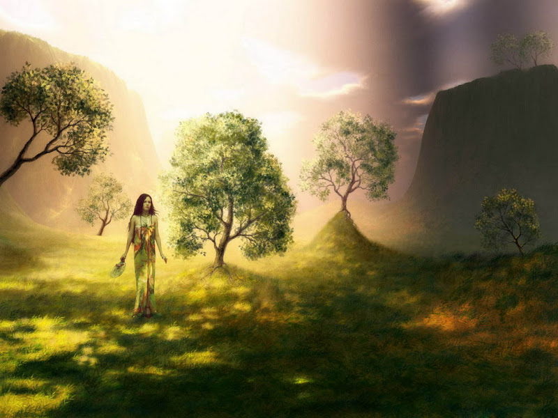 Shining Hills, Magical Landscapes 2