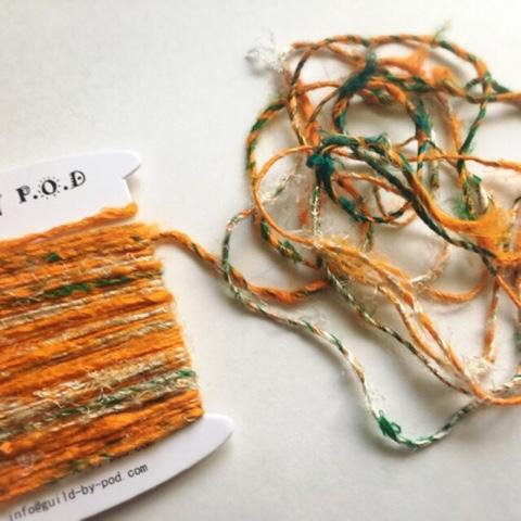 Guild by POD ハロウィンモチーフの毛糸