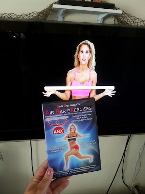 #abxdvd Air Bar Exercises Dvd, Volume 1
