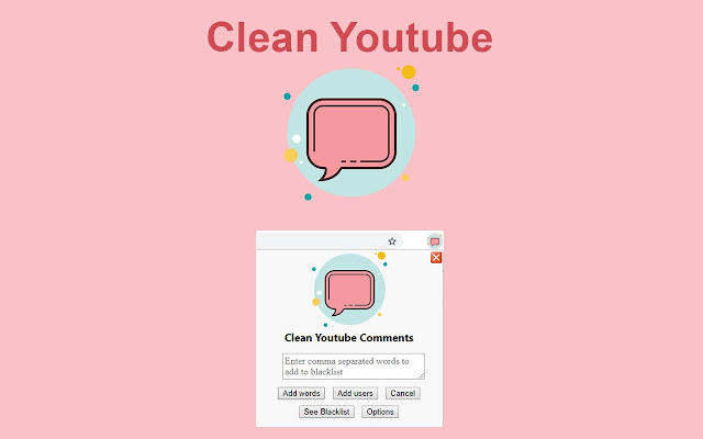 Clean Youtube